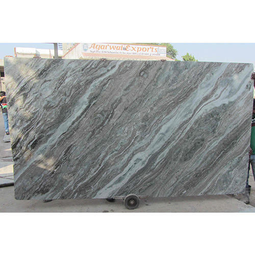 Thunder White Marble Slabs