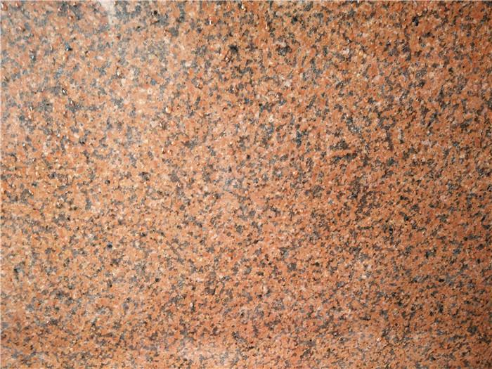 Tianshan Red Granite Color