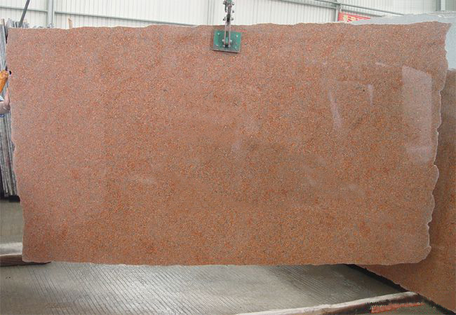 Tianshan Red Granite Slabs Chinese Red Polished Granite Slabs