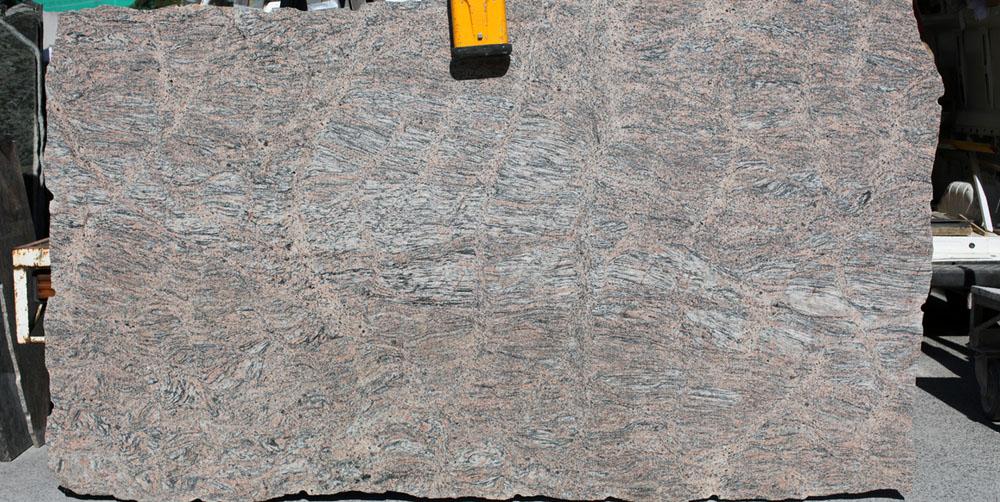 Tiger Skin Granite Slab Competitive Granite Slabs for Countertops