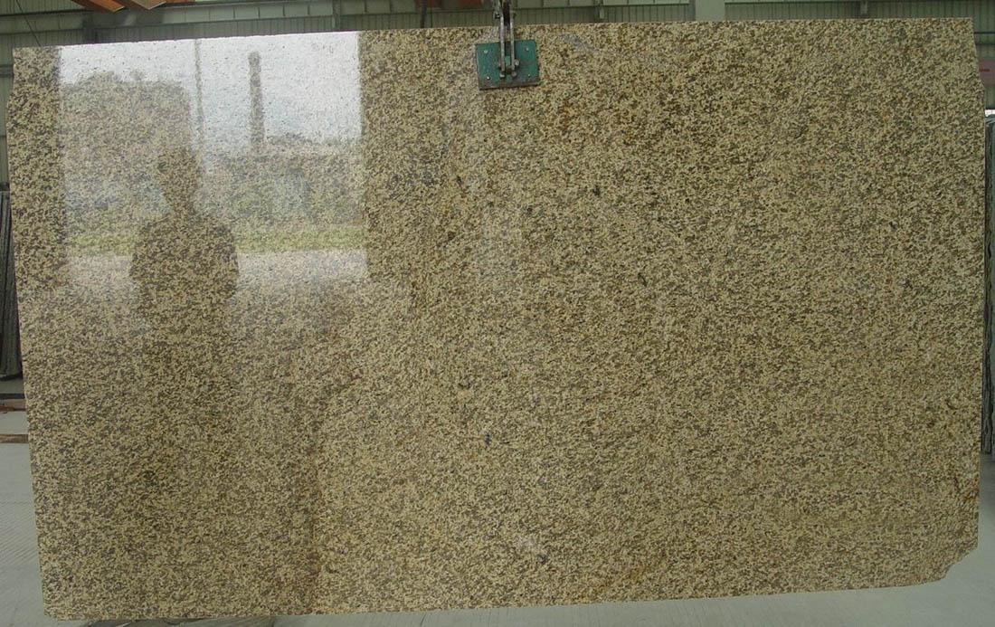 Tiger Skin Yellow Granite Slab Polished Granite Slabs