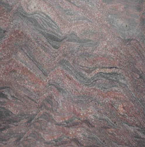 Tiger Rose Granite