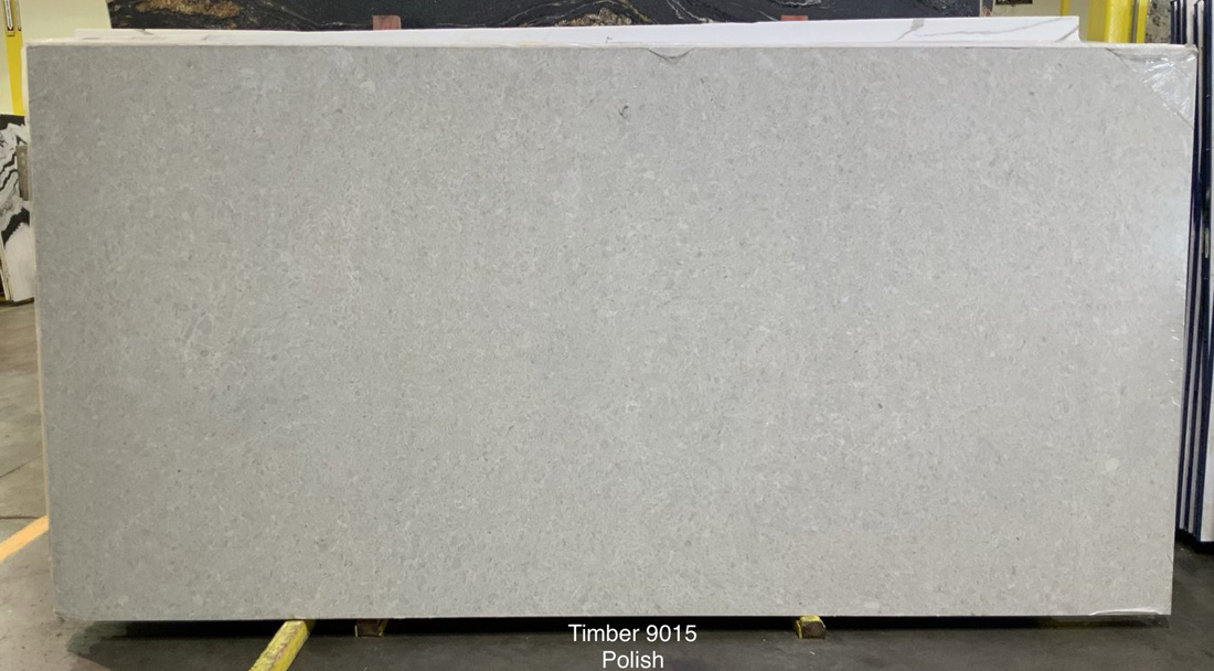 Timber Grey Quartz Slabs Polished Stone Quartz Slabs