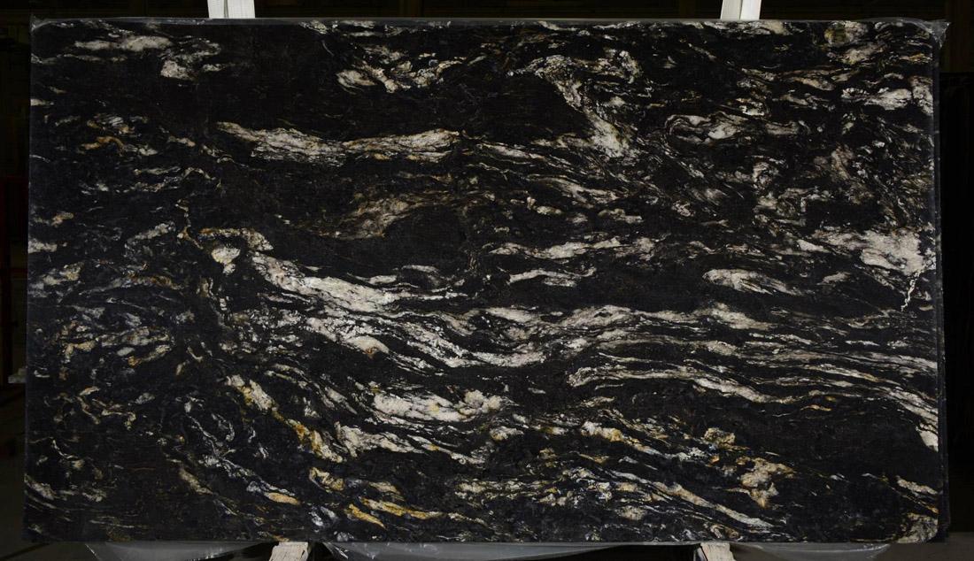 Titanium Black Granite Polished Granite Stone Stone Slabs For Countertops Granite Slabs