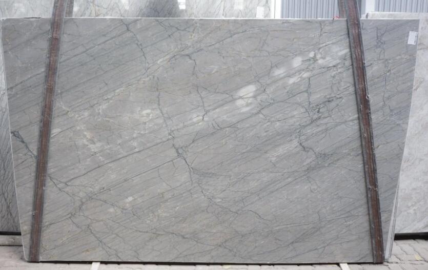 Toblerone Quartzite Stone Slabs Polished White Quartzite Slabs