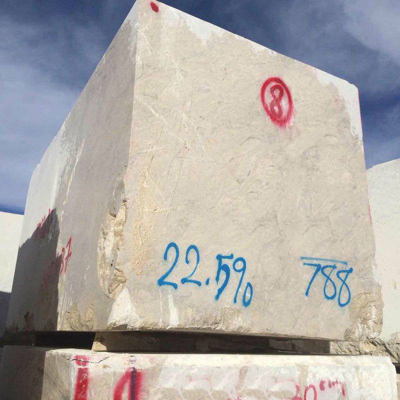 Toji Marble Beige Marble Natural Stone Blocks