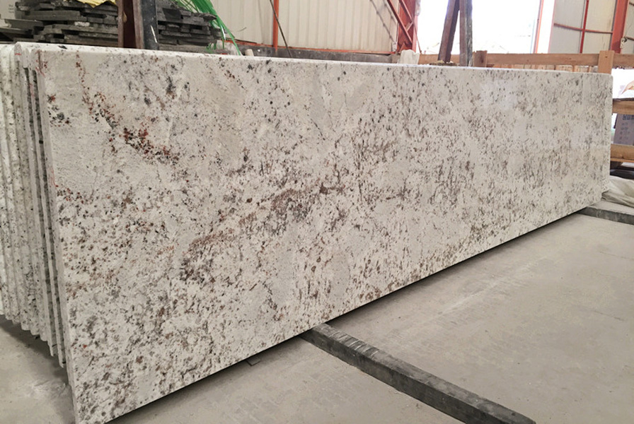 Top Quality Brazil White Granite Countertops for Kitchen