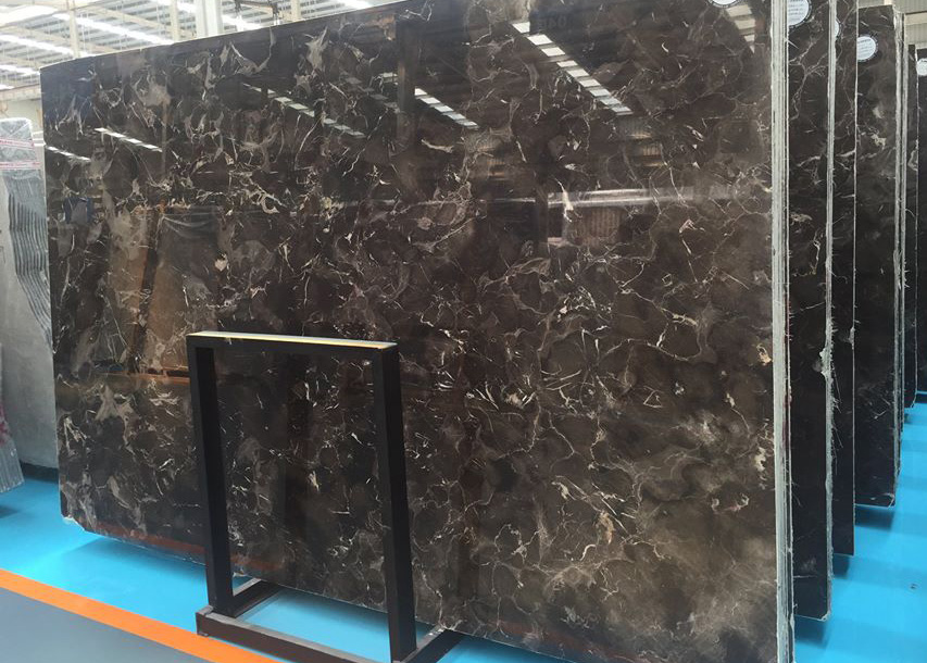 Top Quality Chinese Emperador Marble Brown Slabs