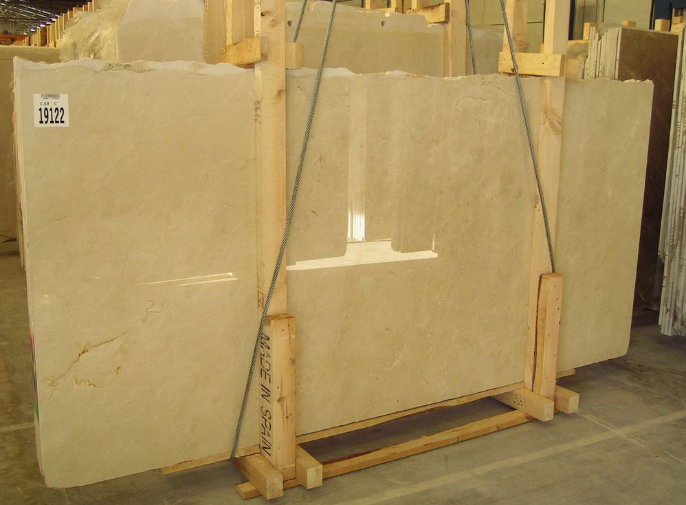 Top Quality Crema Marfil Marble Slabs Beige Marble Slabs