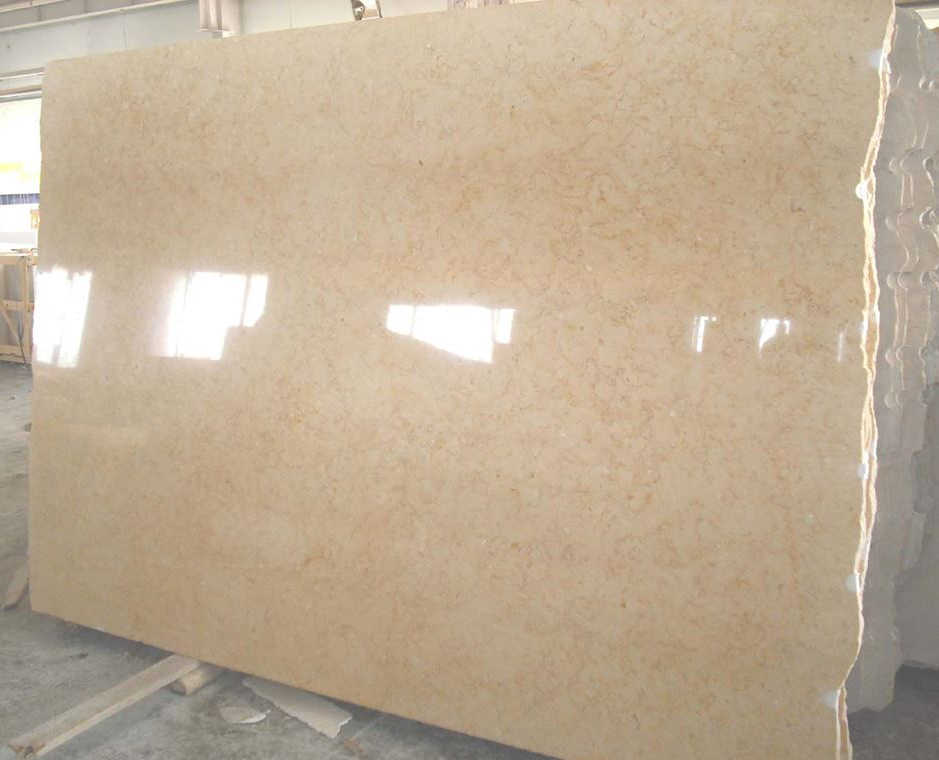 Top Quality Egyptian Sunny Slabs Yellow Polished Marble Slabs