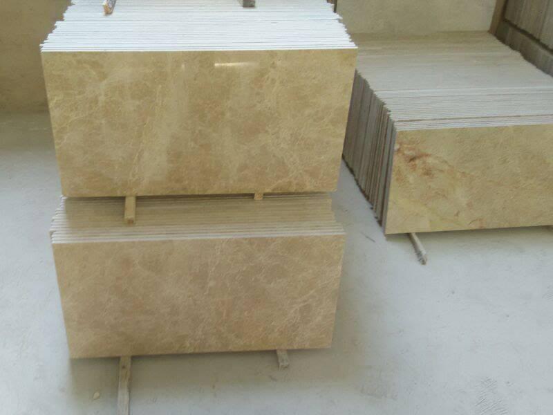 Top Quality Emperador Light Tiles from China