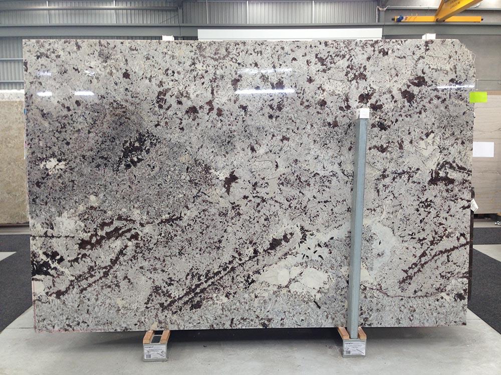 Top Quality Granite Slabs Delicatus White Polished Granite Stone Slabs