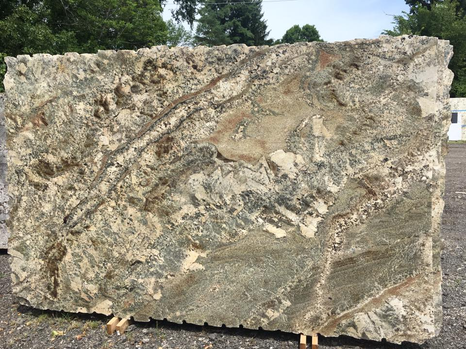 Top Quality River Bordeaux Slabs Granite Stone Slabs for Countertops