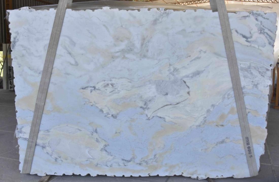 Top Quality Sky Blue Marble Slabs Brazilian Blue Marble Slabs