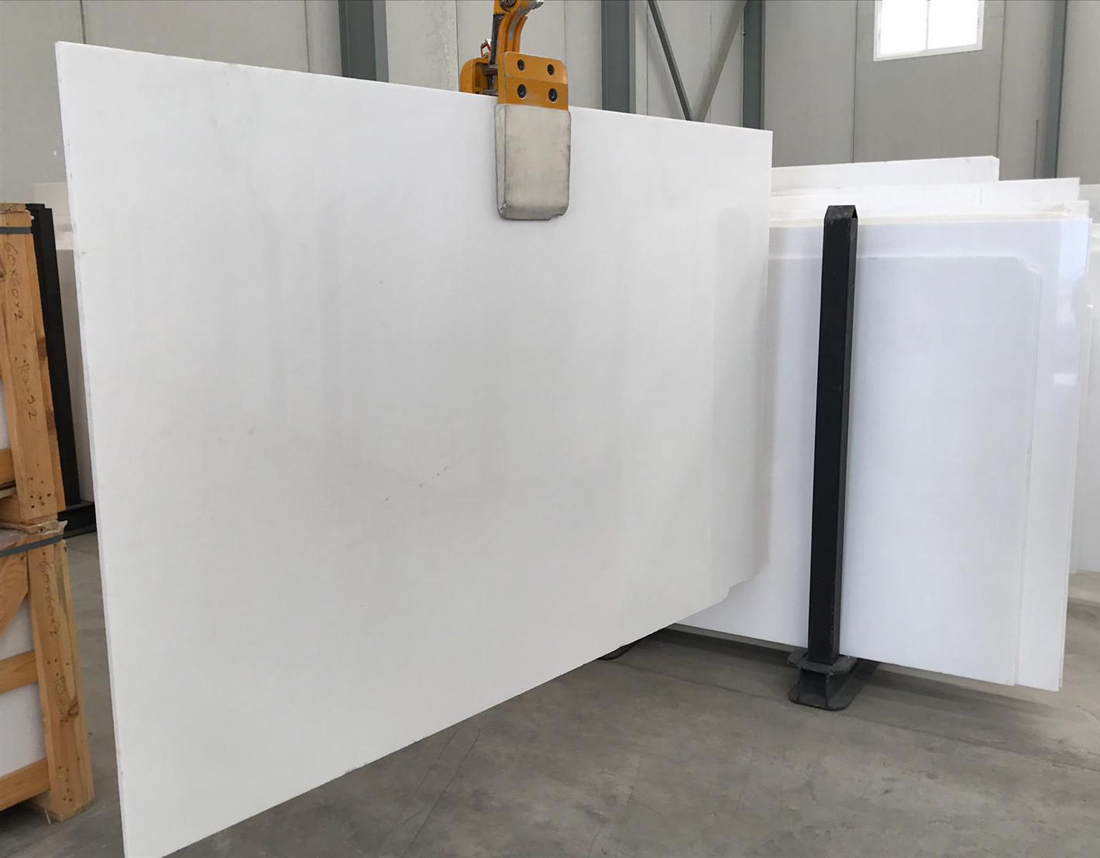 Top Quality White Marble Slabs Thassos Marble Slabs