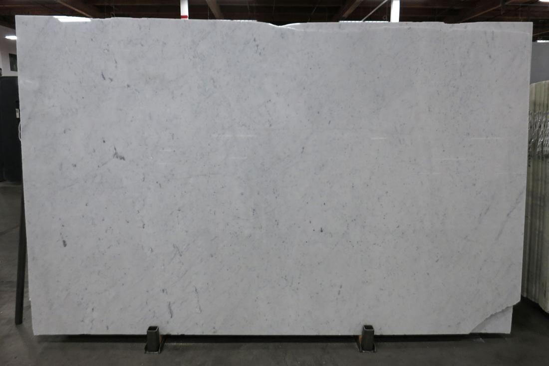 Top Quality White Polished Marble Slabs Bianco Carrara Marble Stone Slabs