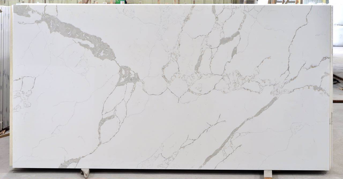 Top Quality White Quartz Slabs from China