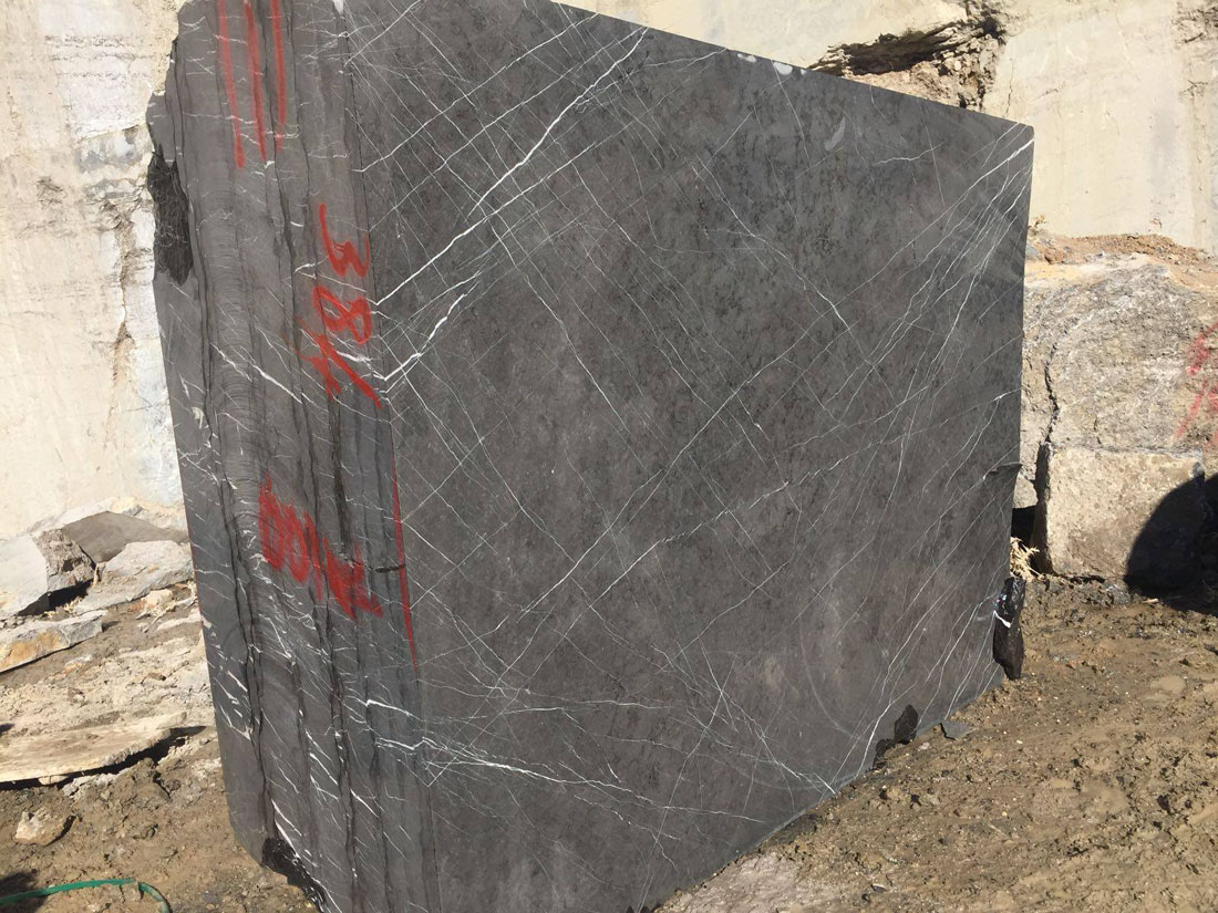 Toros Black Marble Blocks Turkish Marble Blocks