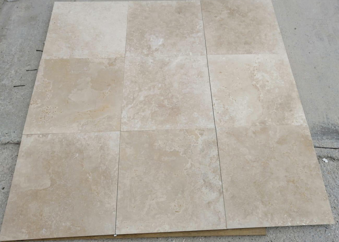 Travertine Light Tiles Beige Travertine Flooring Tiles