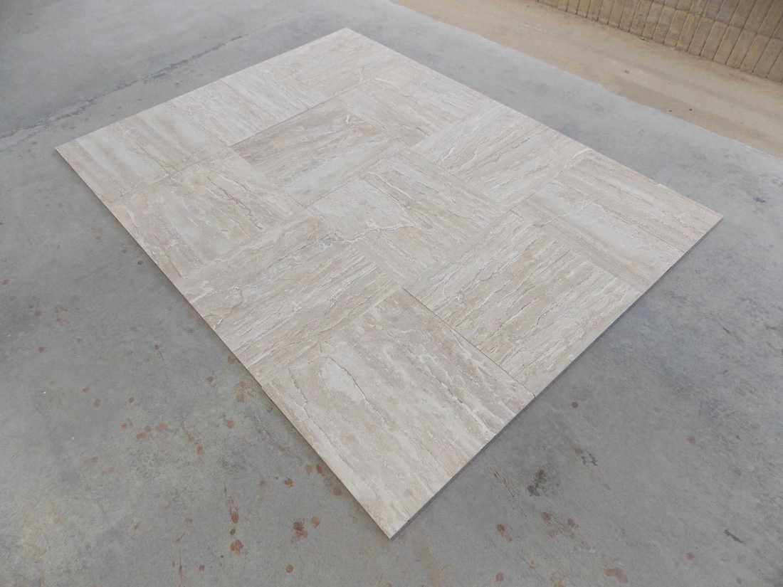 Travertine Valera Beige Travertine Tiles Filled & Honed