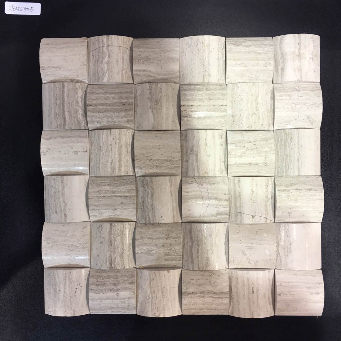 Travertine Wall Mosaic