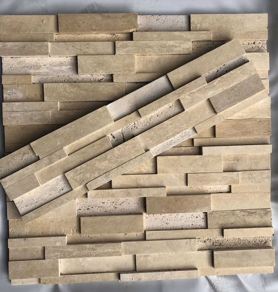 Travertine Yellow Culture Stone