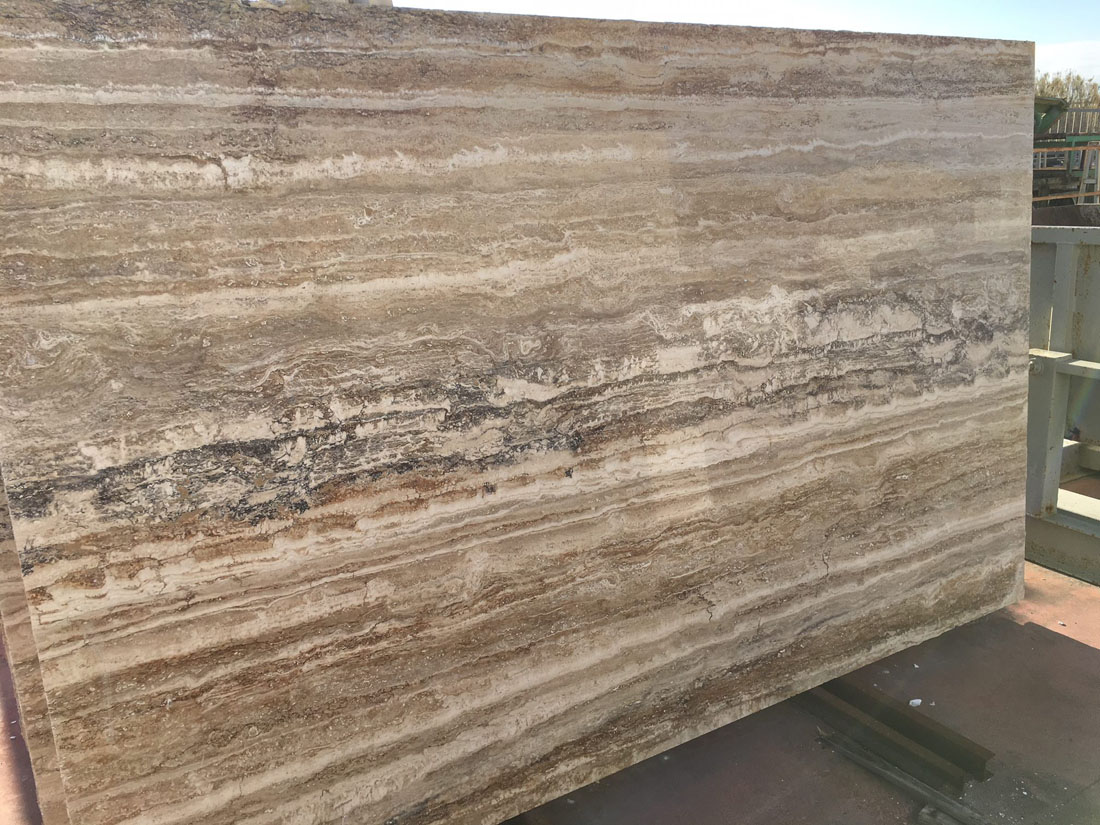 Travertino Ocean Italian Travertine Slabs