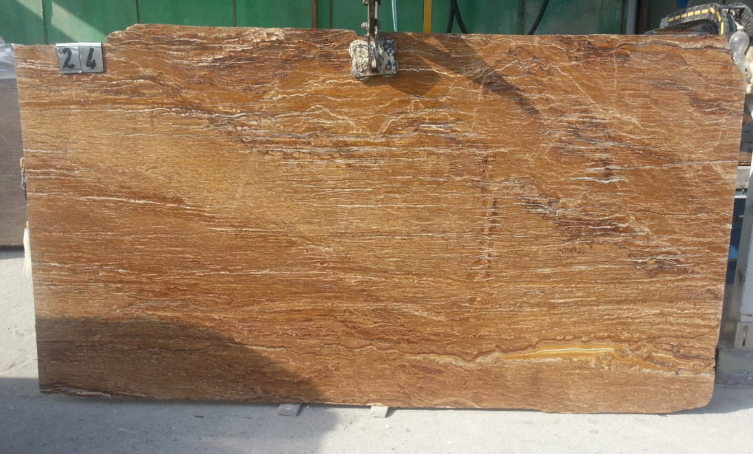 Travertino Wanult Travertine Stone Slabs for Sale