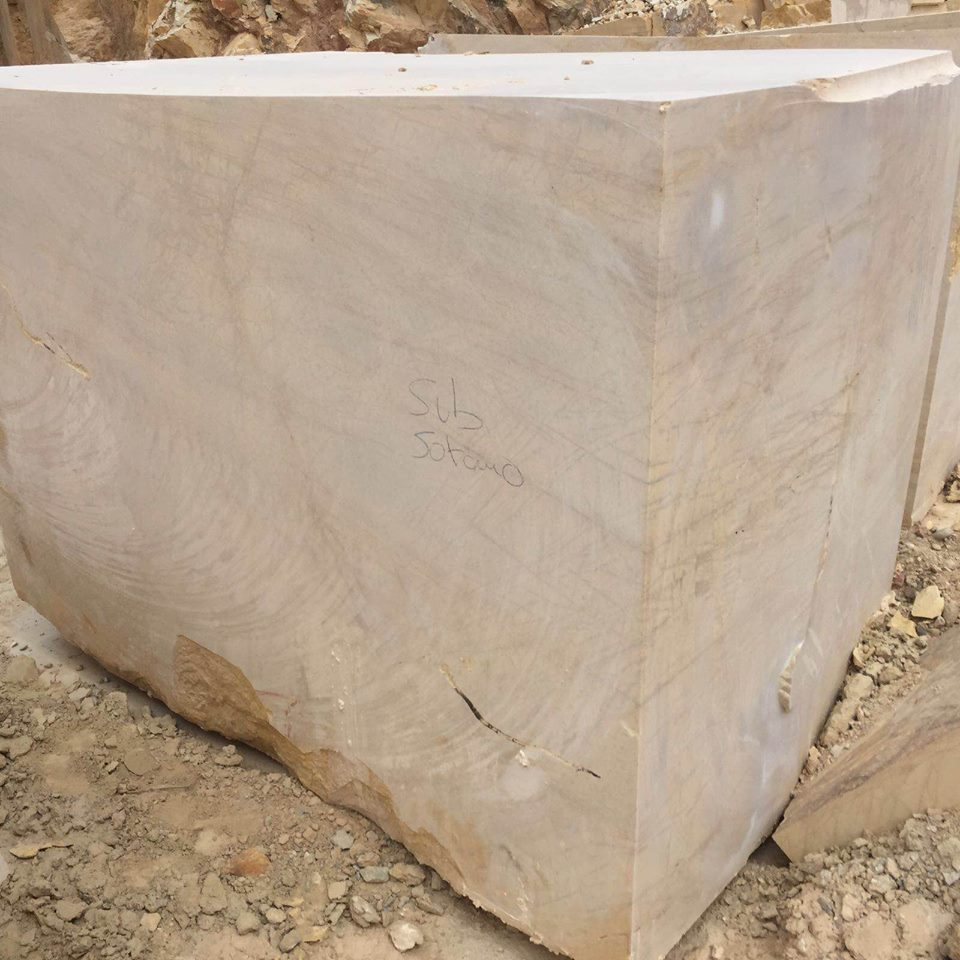 Triana Yellow Marble Blocks Natural Matural Stone Blocks