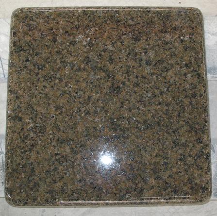 Tropical Brown Granite Polished Tiles