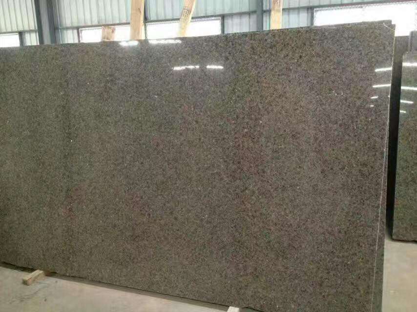 Tropical Brown Polished Granite Slabs from China Supplier