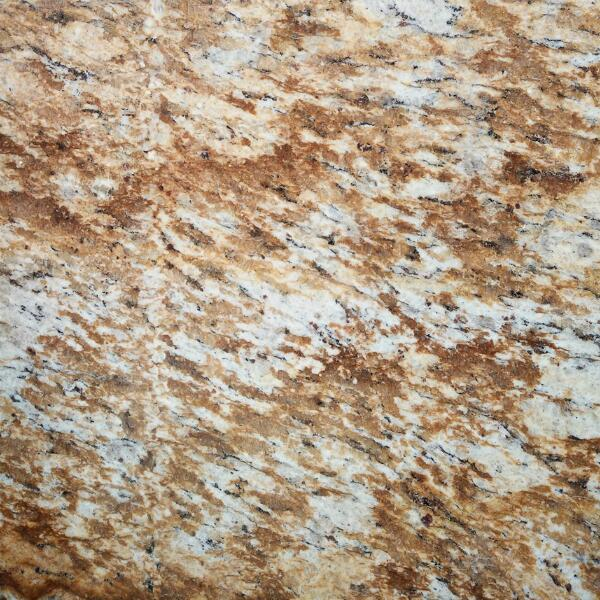 Tropical Gold Granite Color