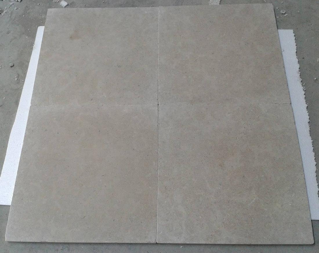 Tumbled Sinai Pearl Marble Beige Marble Tiles