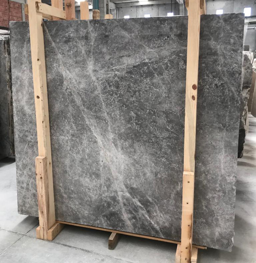 Tundra Blue Slabs Polished Turkish Premium Marble Stone Slabs