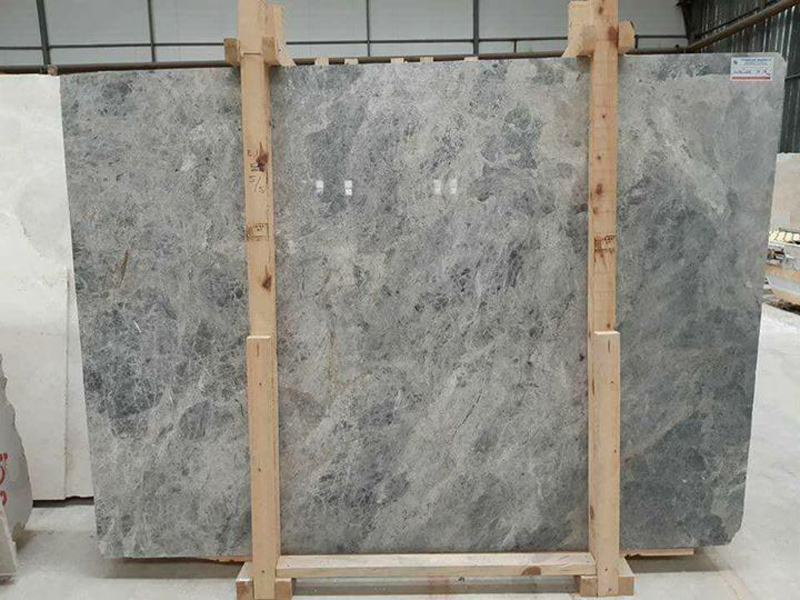 Tundra Gray Marble Slabs Turkish Grey Marble Slabs