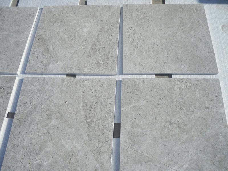 Tundra Grey Marble Flooring Stone Tiles