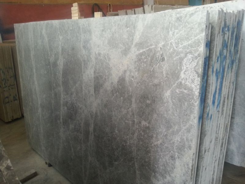 Tundra Grey Marble Slabs Turkish Grey Marble Stone Slabs