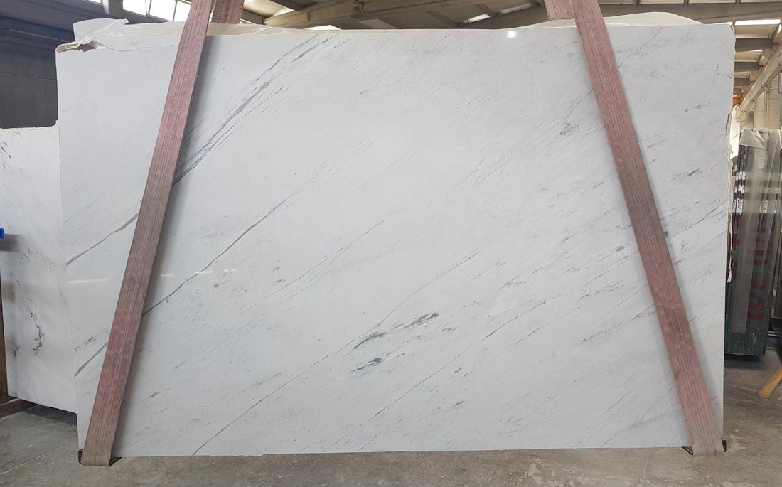 Turkey Bianco Sivec Marble Slabs Premium White Stone Slabs