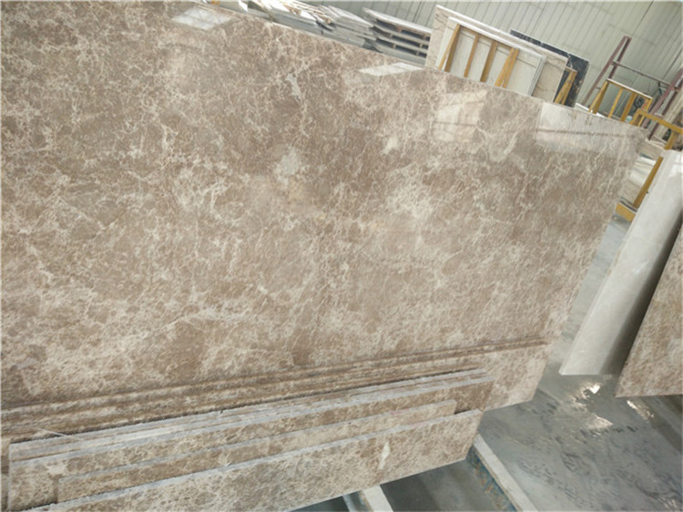 Turkey Light Emperador Marble Slabs