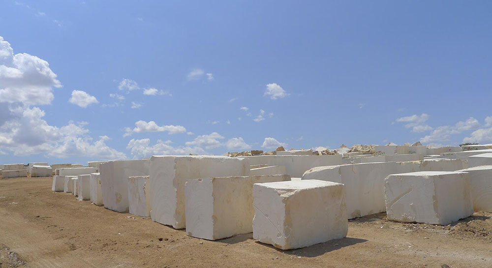 Turkey Moca Marble Blocks