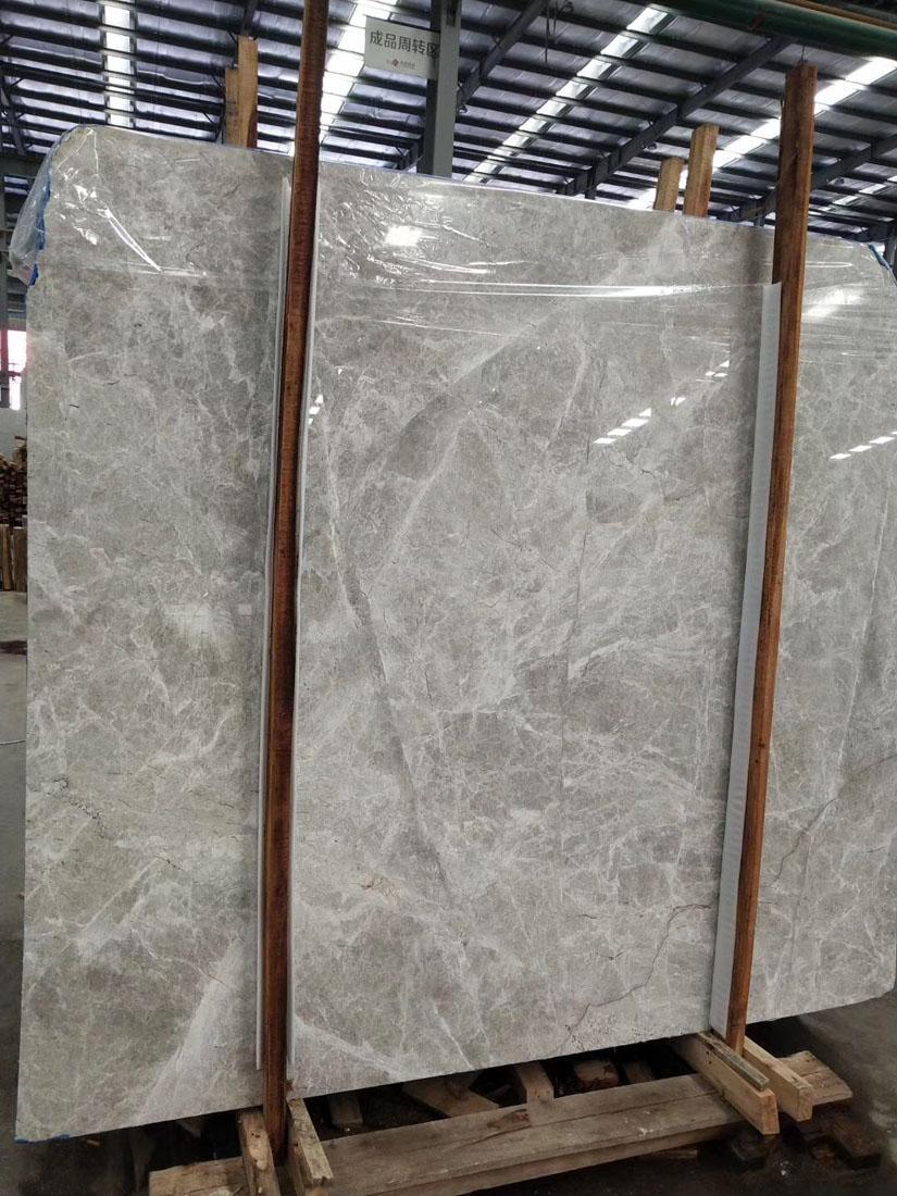 Turkey Tundra Grey Emperador Marble Slabs Top Quality Slabs