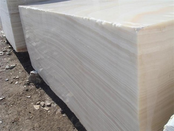 Turkey white onyx Blocks