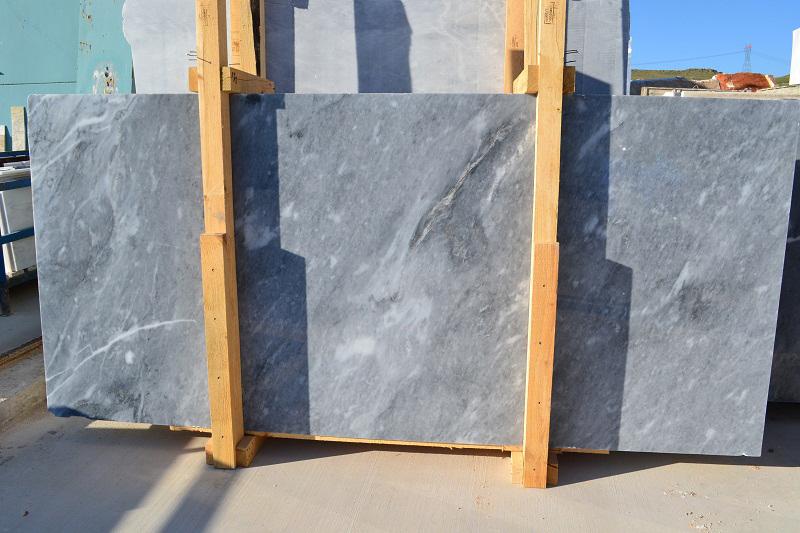 Turkish Bardiglio Marble Polished Slabs Grey Marble Stone Slabs