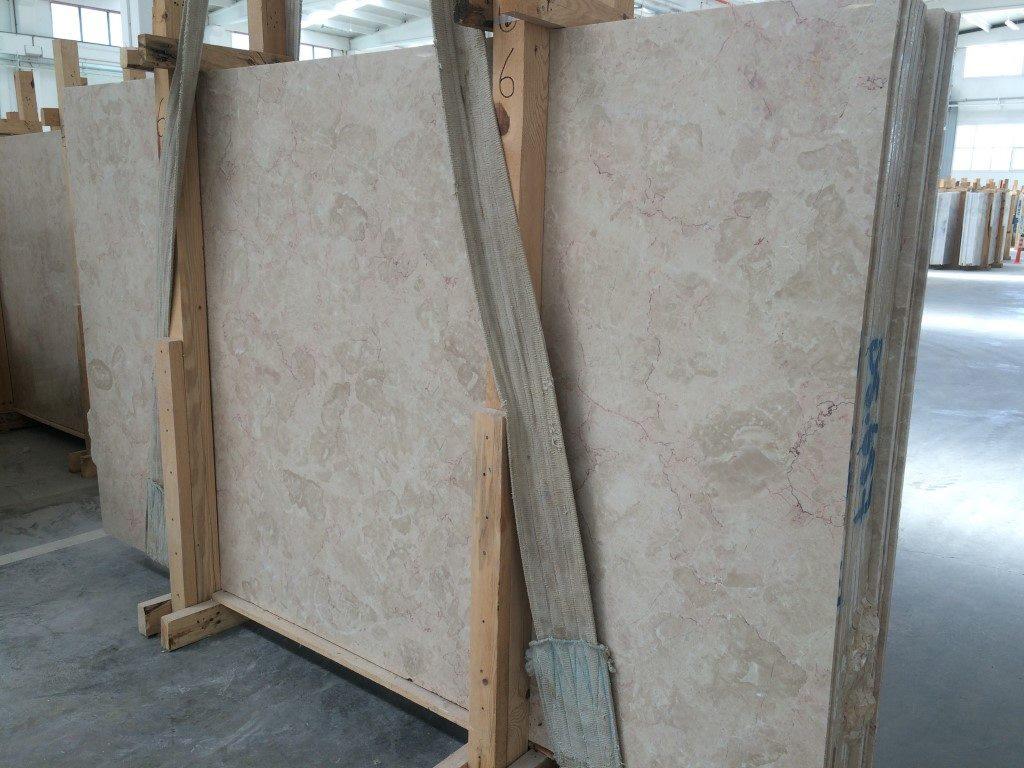 Turkish Beige Marble Slabs Cleopatra Luna Beige Marble Slabs