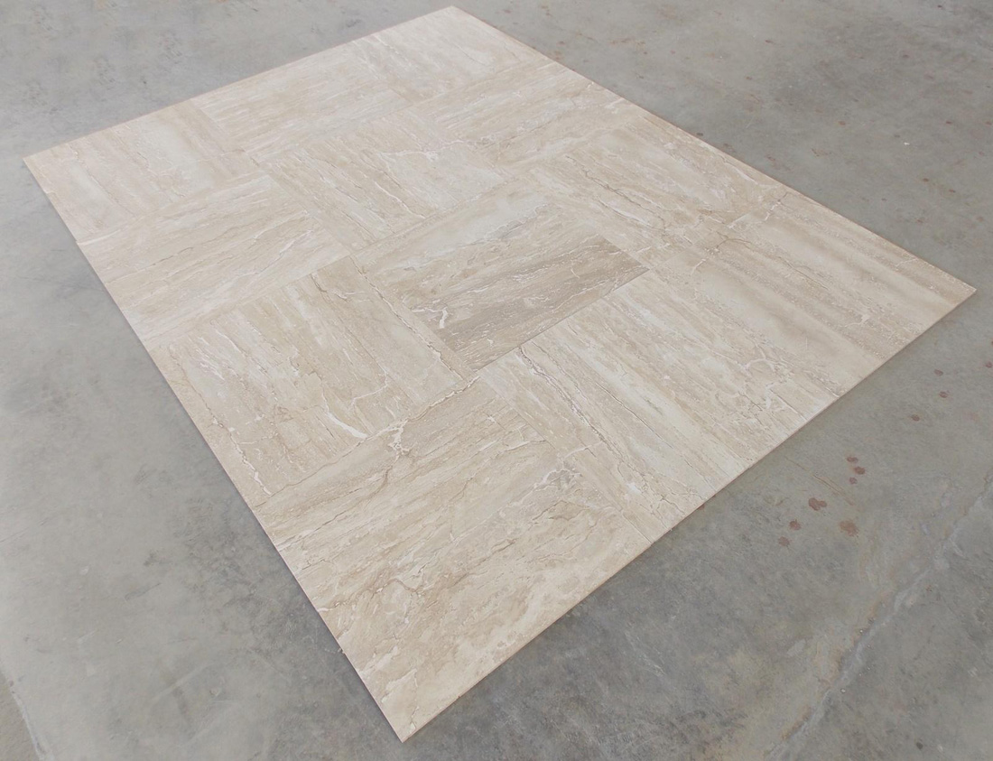 Turkish Beige Travertine Valera Flooring Stone Tiles