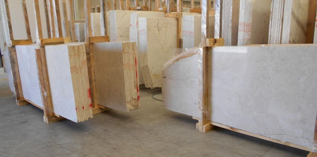 Turkish Beige Vanilla Marble Slabs