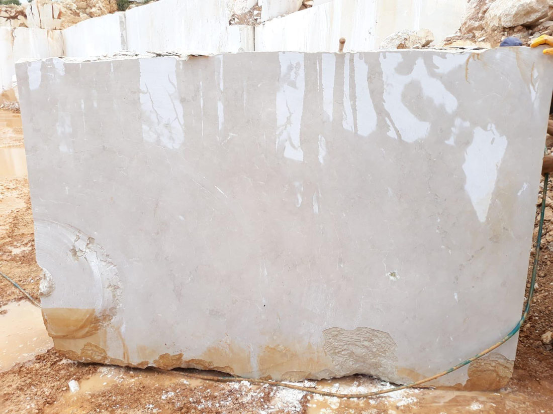 Turkish Bottucino Marble Blocks Beige Marble Blocks