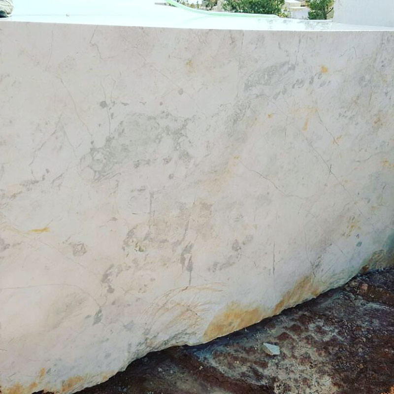 Turkish Carrara Marble Block White Marble Blocks