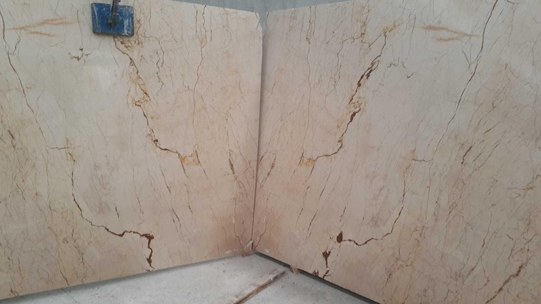 Turkish Crystal Beige Polished Slabs
