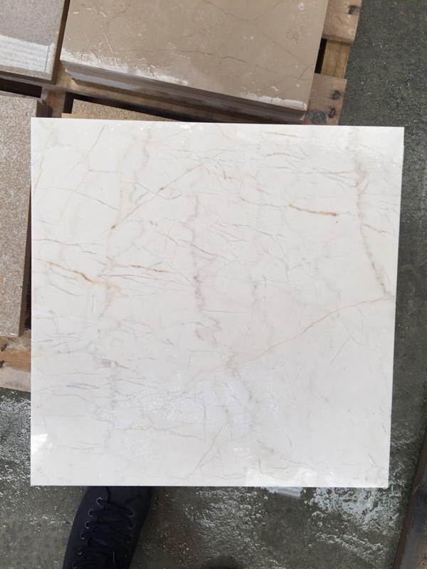 Turkish Crystal Beige Polished Tiles